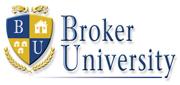Broker University logo