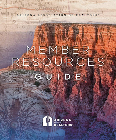 Arizona Association of Realtors Member Resources Guide