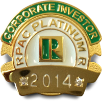 Arizona REALTORS(R) - Corporate Investor - RPAC Platinum R - 2014