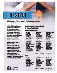 2014 House Bill 2018 - AAR Summary