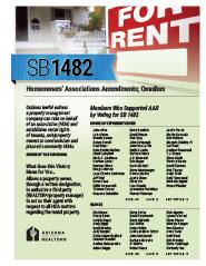 2014 Senate Bill 1482 - AAR Summary