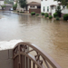 Flooded street in AZ