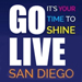 GO LIVE in San Diego