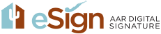 AAR eSign logo