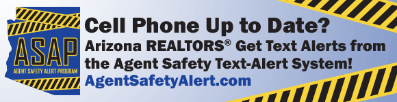 Cell Phone Up to Date? Get Text Alerts from www.AgentSafetyAlert.com