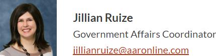 Government Affairs Coordinator